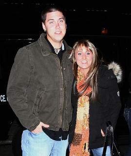 Jeremy Calvert and Leah Messer