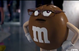 Brown M&amp;M Super Bowl