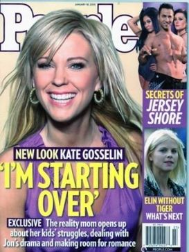Kate Gosselin extensions