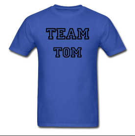 team tom tshirt