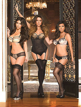 kardashian kollection lingerie