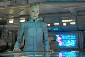 Charlize Theron in 'Prometheus'