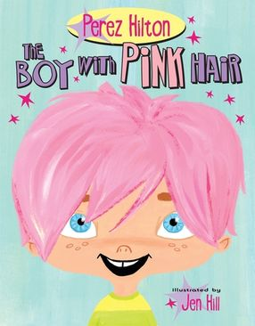 perez hilton childrens book