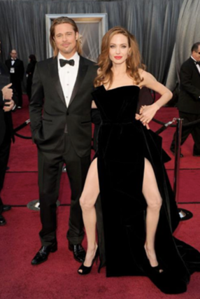 angelina jolie leg