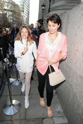 Iris and Sadie Frost