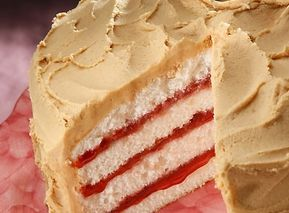 peanut butter and jelly cake from hershey's
