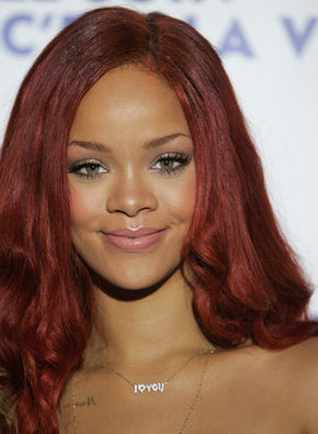 rihanna cupid's bow lips