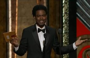 chris rock oscars 2012