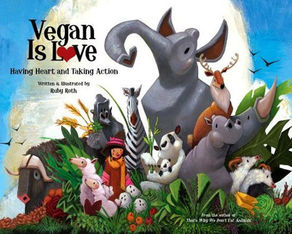 vegan book for kids