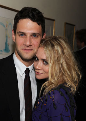 Ashley Olsen Justin Bartha