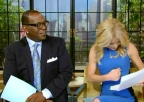 Kelly Ripa Miracle Dress