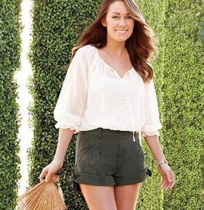 lauren conrad top