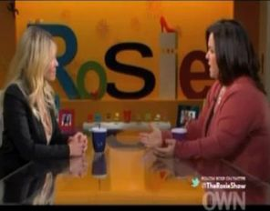 chelsea handler and rosie o'donnell