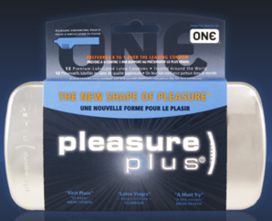 pleasure plus condom