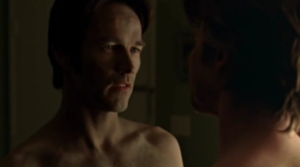 true blood sex scene bill and sam