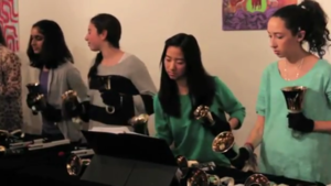 impulse handbell ensemble