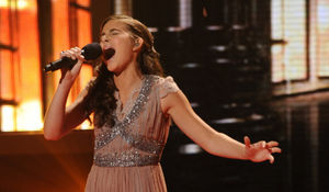 Carly Rose Sonenclar on 'The X Factor'