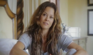 brooke burke-charvet thyroid cancer