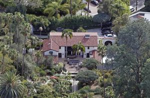 Robert Pattinson house