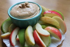 peanut butter dip