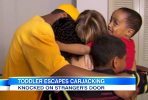toddler carjacking