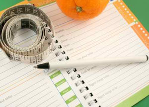 food diary weight loss