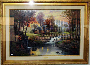 thomas kinkade
