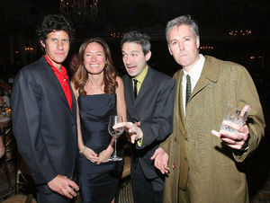 Michael 'Mike D' Diamond Rachael Horovitz Adam 'Ad-Rock' Horovitz Adam 'MCA' Yauch The Beastie Boys
