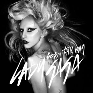 Lady Gaga Born This Way cover