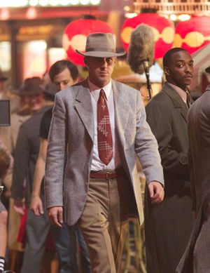ryan gosling gangster squad anthony mackie