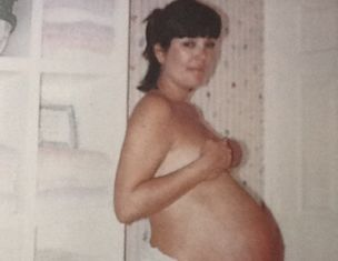 Kris jenner nude pregnant opinion you
