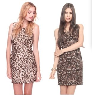 Leopard Print Dresses from Forever 21