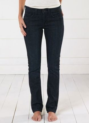lucky brand sweet straight denim jeans