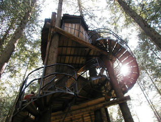 suri cruise treehouse