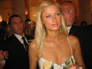 paris hilton vegas