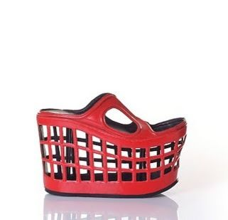 grocery basket shoe
