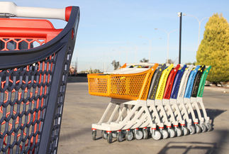 grocery carts