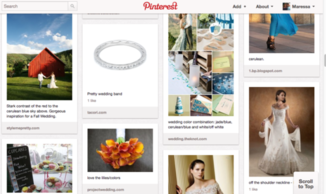 wedding Pinterest board