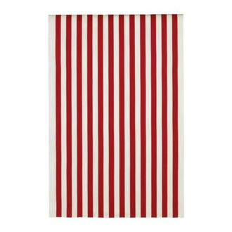 red white stripe fabric ikea