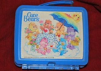 care bears lunchbox