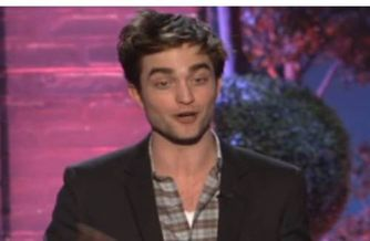robert pattinson awards