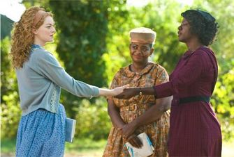 Emma Stone Octavia Spencer