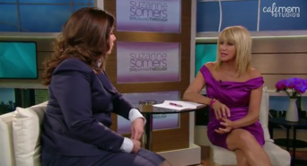 suzanne somers speaks with Dr. Smith about banking stem cells