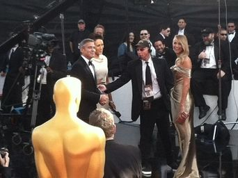behind the scenes oscar