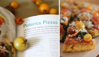 Polenta Crust Pizza