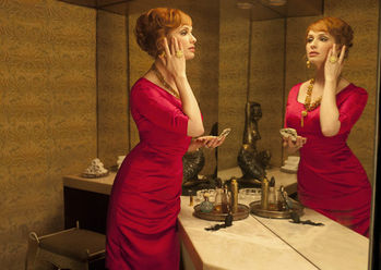 joan mad men christina hendricks
