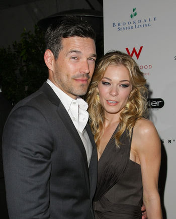 Leann Rimes Cheats On Husband