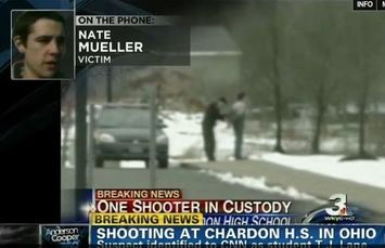 chardon high school shooting suspect