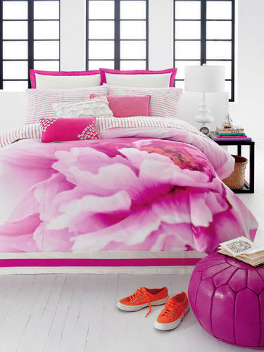comforters for teenage girls. flower girl teen vogue bedding