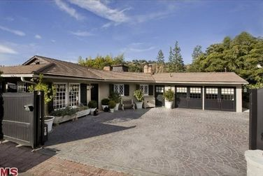 Jennifer Aniston Justin Theroux house